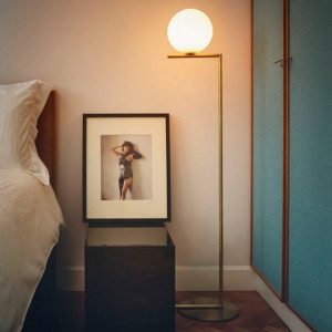 replica flos ic floor lamp uflrflos ic o uge lighting wholesale